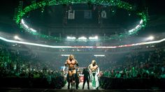 Triple H and Shawn Michaels