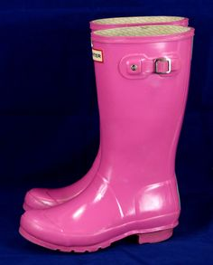 0f208174f 24 Best Pre-Owned Kid's Hunter Rain Boots images in 2017 | 헌터 ...