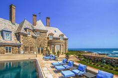 Newport, Rhode Island mansion
