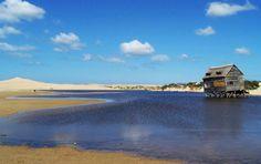 Barra de Valizas, departamento de Rocha, Uruguay.