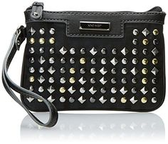 Nine West Table Treasures Slg Wallet, Black, One Size