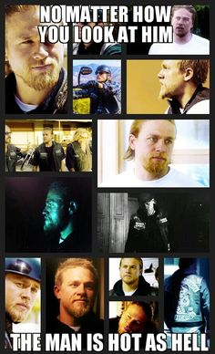 Charlie Hunnam. Yes Anna, there are many photos left- Thank god to that!!!