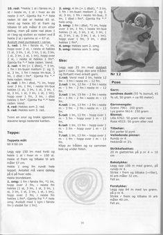 Album Archive - Dukketøj til Baby Born 2 - Ingelise Knitted Doll Patterns, Knitted Dolls, Baby Knitting Patterns, Crochet Dolls, Baby Patterns, Knit Crochet, Knitting Dolls Clothes, Doll Clothes Patterns, Clothing Patterns