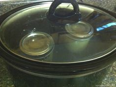 Step 4 put mason jars in crock pot for 8 hours water must be to lid at all times and walah!!!