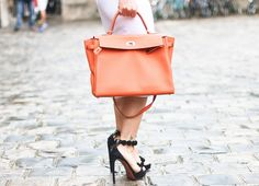 Threads Styling - Street Style - Couture Week Favourites, 2014