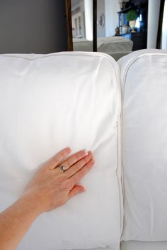 No Iron Method for removing wrinkles in fabric