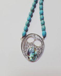 Silver Filigree, Turquoise Necklace, Necklaces, Instagram Posts, Handmade, Jewelry, Hand Made, Jewlery, Bijoux