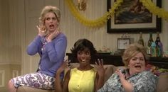 'Saturday Night Live' celebrated Mother's Day with a funny sketch about the hairstyle most moms seem to get.