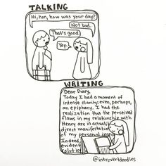 12 Illustrations That Are All Too Real For Introverts