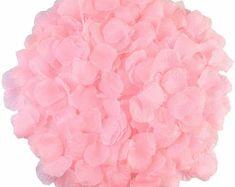 Silk Rose Petals 100 Colors Mix & Match Rose Petals   Etsy Aisle Runner Wedding, Wedding Aisle Decorations, Fake Rose Petals, Monochrome Color, Flower Girl Basket, Silk Roses, Table Flowers, Mix Match, Dark Purple
