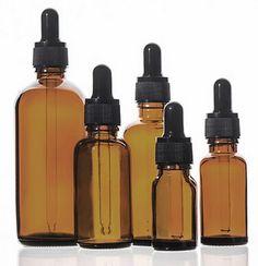 50ml Brown glass dropper bottles,Essential oil bottles,cosmetics storage,with Black cap