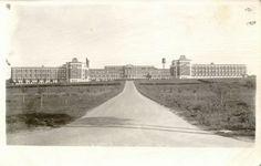 Hôpital des tuberculeux de Québec (Hopital Laval) entre 1930 & 1953