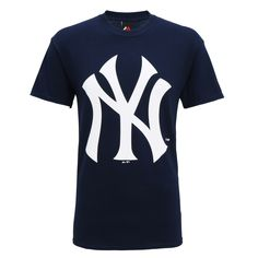 Large logo for by far the MLB's most successful team, the 27-time World Series Champions New York Yankees!