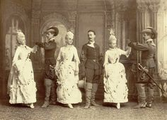 Princess Irina Youssoupoff, Prince Andre, Grand Duchess Xenia and Grand Duchess Olga Fancy Dress Ball, Grand Duchess Olga, House Of Romanov, Royal King, Rich Family, Tsar Nicholas, Grand Duke, Imperial Russia, European History