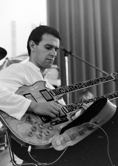 Mahavishnu John McLaughlin one of the greatest and most influential of all Jazz- Fusion composers