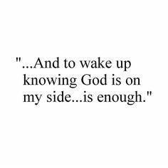 Blessed assurance!  #GodIsGood #GodIsFaithful #quotes #quotestoliveby #wisdom #motivation #QuoteOfTheDay #ConsciousNChic