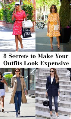 Here are 8 style tips to make your outfits look more expensive, even when you're shopping on a budget.