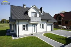 Home Fashion, House Plans, Construction, House Styles, Modern, Home Decor, Houses, Home, Food Storage