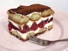Desať dezertov s mascarpone pre víkendovú pohodu - Žena SME No Bake Desserts, Dessert Recipes, Dessert Ideas, Czech Recipes, Ethnic Recipes, Tiramisu, Sweet Recipes, Deserts, Food And Drink