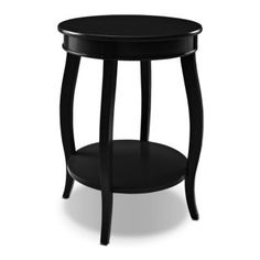 Sydney Accent Table - Black I like the openness. {kf}