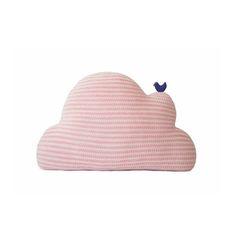 molly meg pink cloud cushion