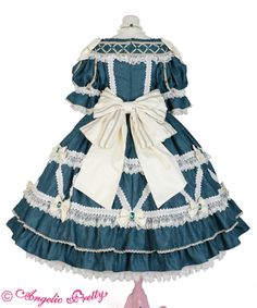 Angelic Pretty official site Angelic Pretty, Lolita Dress, Lolita Fashion, I Got This, Stock Photos, Costumes, Drawing Tips, Outfits, Clothing