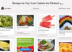 Pinterest Favorite Recipes | Pinterest Favorites: Low Calorie Food