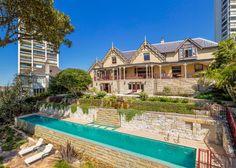 Tour a Gothic Revival Mansion in Darling Point, Australia | 2016 | HGTV >> http://www.hgtv.com/design/ultimate-house-hunt/2016/international-homes/international-homes-gothic-revival-mansion-in-darling-point-australia?soc=pinterest