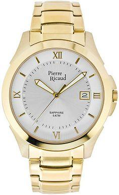 Zegarek męski Pierre Ricaud P15393.1163Q - sklep internetowy www.zegarek.net