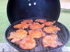 Barbecue Vinegar Grill Spray Recipe