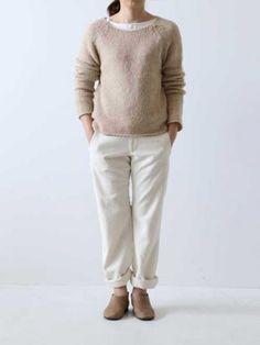 evam eva | wool pullover