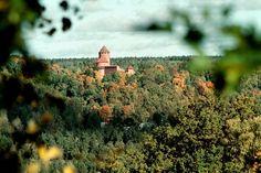 LATVIA - TURAIDA CASTLE