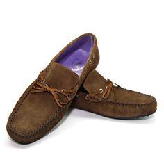 Herren-Mokassins Bow Braun Men Dress, Dress Shoes, Fishing Boats, Boating, Loafers Men, Oxford Shoes, Fashion, Oxford Shoe, Speakers