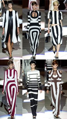 Marc Jacobs 2013 Spring! I love that bottom left hand one! AMAZING!