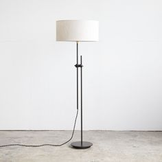 Shaded Floor Lamp by Workstead • WorkOf