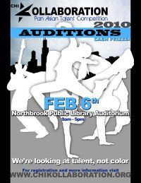 Kollaboration Chicago 6 Auditions
