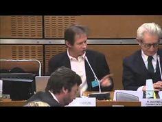 """"""" Audition sur le changement climatique """" de Jean-Marc Jancovici, à l'Assemblée Nationale"""