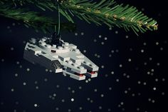 How-To: Lego Star Wars Ornaments from Chris McVeigh #StarWars #Lego