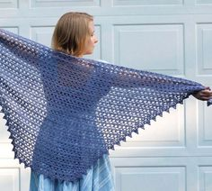 FREE PATTERN Crochet Diaphanous Shawl in Classic Elite Yarns Firefly. Discover more Patterns by Classic Elite Yarns at LoveKnitting. The world's largest range of knitting supplies - we stock patterns, yarn, needles and books from all of your favorite brands.