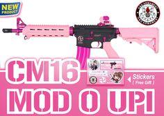 G&G Limited Edition CM16 MOD0 UPI AEG