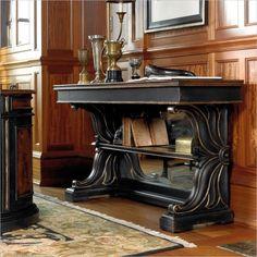 Hooker Furniture Grandover Mirrored Back Console - 5029-50003