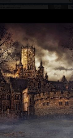 The Marienburg, one of the most beautiful castles in Germany. Located near Hanover, Germany , from Iryna