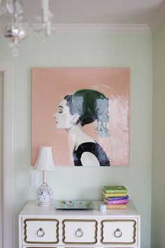 Mint Julep by Benjamin Moore Design by Bailey McCarthy