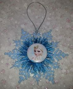 Disney Frozen Ornament