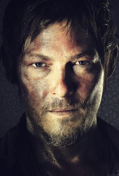 If I were to die in the Zombie Apocalypse this is the last face I'd want to see. Just saying. Daryl Dixon <3