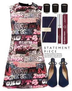 """""""113"""" by erohina-d ❤ liked on Polyvore featuring beauty, Giamba, Christian Louboutin and Dorothy Perkins"""