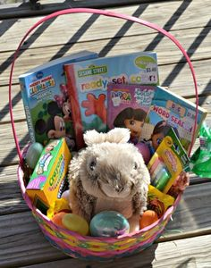 DIY Easter Baskets with the help of Rite Aid plus a gift card giveaway (ends 3/29/15)