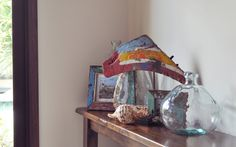 Old Boat Piece - $199.00    http://ayanalifestyle.myshopify.com/products/old-boat-piece-on-stand