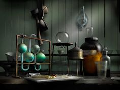 Harold Ross - old lab   Painting with Light Photography  