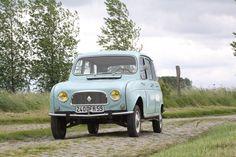 Renault - R 4L / 1961